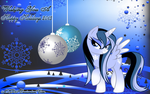 Happy Holidays 2013 by FlutterDash75