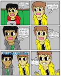 Pies Eat Tables 93- The Toilet by tdog199