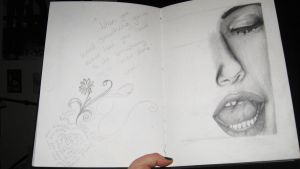Pages from my sketch Pad pt3 by elethoniel