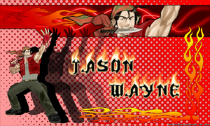 Jason Wayne wallpaper by TheMadSoldier
