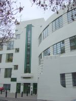 art deco building wc1 one by Sceptre63