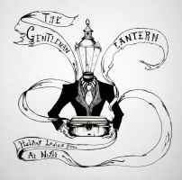 The Gentleman Lantern by CaptainDunkenstein