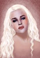 Daenerys Targaryen by Deadsound
