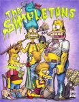 The Simpletons by MisterBZD