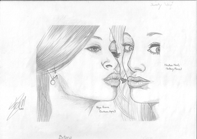 Naya and Heather by ivy11