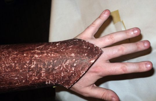 WIP -  Bracers(hand) - Elf Dragon by Lord-Omega83