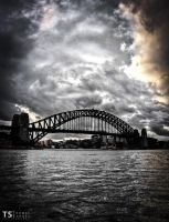 Harbour Bridge by Tom-Stokes