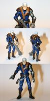 "Cable 3.75"" Figure by JasonCasteel"