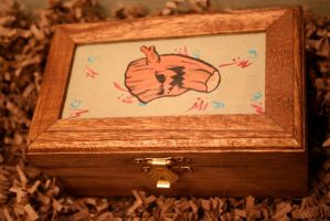Beaver's coffin by anthonyDeVito