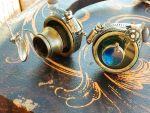 Steampunk: Goggles 1 by EMasqueradeGallery