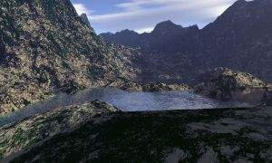 Terragen Wallpaper by TheBabs