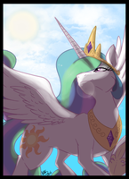Princess Of The Morning Sun by DingoTK