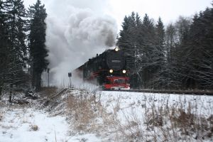 Narrow Gauge Action by ZCochrane