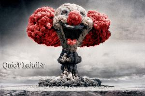 clown bomb by QuiEt-LeAdEr