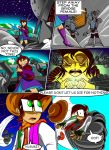 Escape from the Bioborgs part 44 by gizmo01