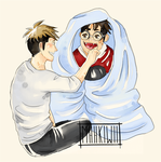 Jeanmarco in =Marco The Worst Vampire Ever= by MhhKiwii