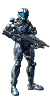 Halo 4 spartan ??? by TheSpartanAssassin