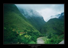 - The Three Gorges - by avotius