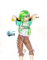 baseball serie girls 5 by Yuri-kentaro