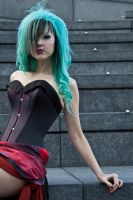 Londinium corsets stock 39 by Random-Acts-Stock