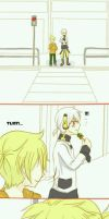 konoha meet the kagamine..(pu~!) by akunohime01