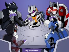 TFA: Strip Poker by Shioji-san