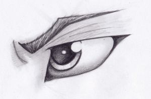 Eye Do Like This Lineart by MisterBobIsMe