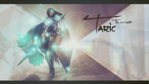 Taric female The gem knight by Tinss