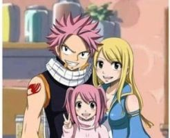 Dragneel family by Fairytail-natsuxlucy