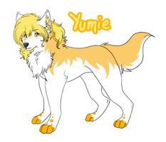 New refference for yumie by suki-inu