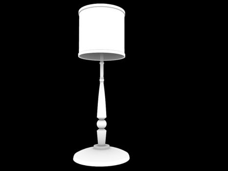 Another Desk Lamp by chouji2