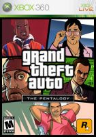 GTA: The Pentalogy by SlimTrashman