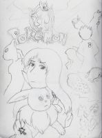 Pokemon: The movie by Commy-Lover