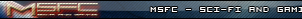 Mini Userbar MSFC by Majestic-MSFC