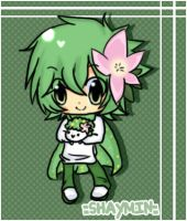 lol Shaymin C: by MikoKage