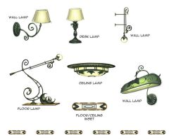 Lamp Design Page by Rusty001