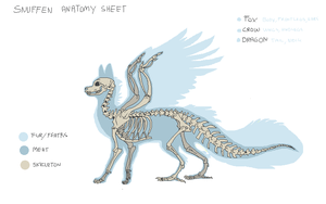 Snuffen anatomy sheet by griffsnuff
