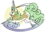 [CLOSED][AUCTION] Sheedou #3 by LamiaLuna13