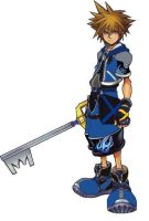 Sora - Wisdom Form by Sora-in-my-pants