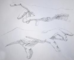 Hands by saadchisty