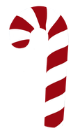Candy Cane by TheStockWarehouse