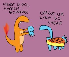 Happeh Birfday by MasterOfGeckos