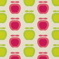 Retro Apple Print by kpucu