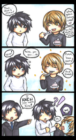 Don't Eat L's Cake by Miina-san