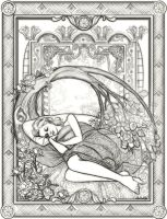Sleeping Beauty by PinkParasol