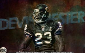 Devin Hester Wallpaper by IshaanMishra