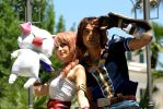 Serah and Noel by Eyes-0n-Me