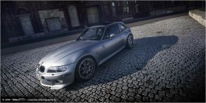 Overdrive BMW Z3 Coupe Alpina by TobiasRauschenCom