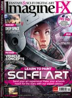 ImagineFX issue 83 by ClaireHowlett