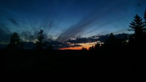 Amazing sky captured with Nokia Lumia 920 by ProjektGoteborg